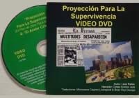 Projection For Survival DVD Spanish