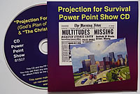 Projection For Survival Power Point CD