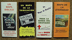 Spanish Four Tracts